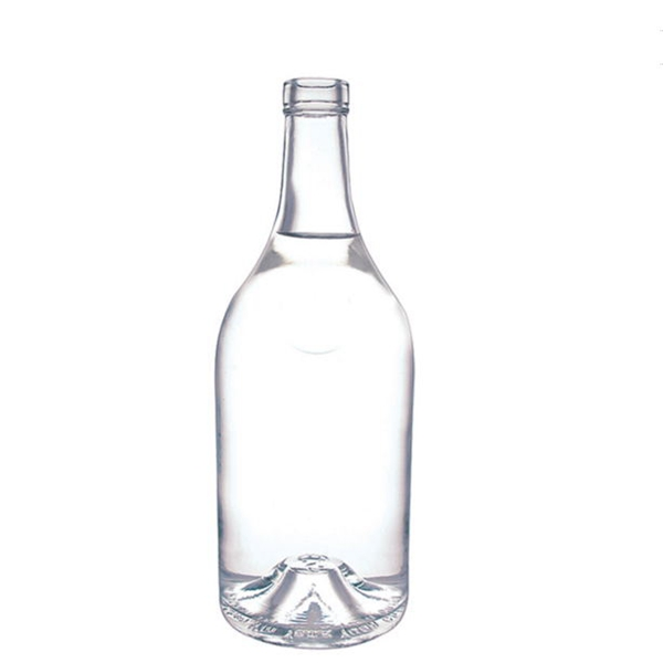 700ml glass liquor bottles