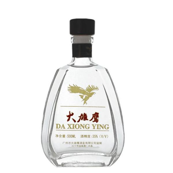 750ml luxury brandy bottle