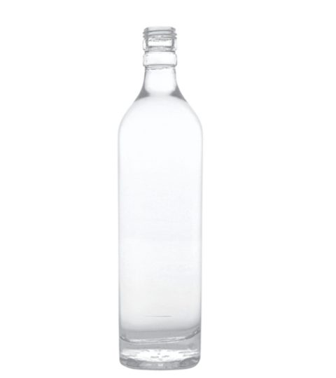 ROUND 50CL SCREW TOP GLASS BOTTLE