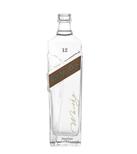 FASHION DESIGN UNIQUE SHAPE VODKA BOTTLE