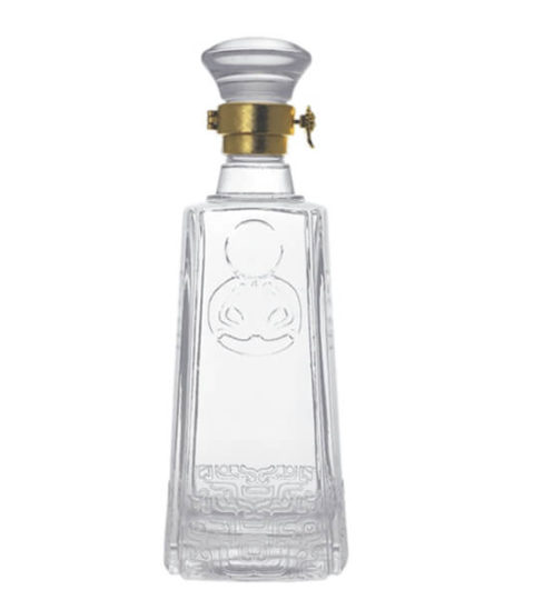 500ML GLASS BOTTLES WITH GLASS CAP