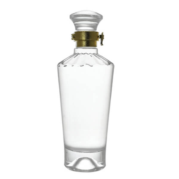 50CL GLASS BOTTLES CLEAR VODKA BOTTLES