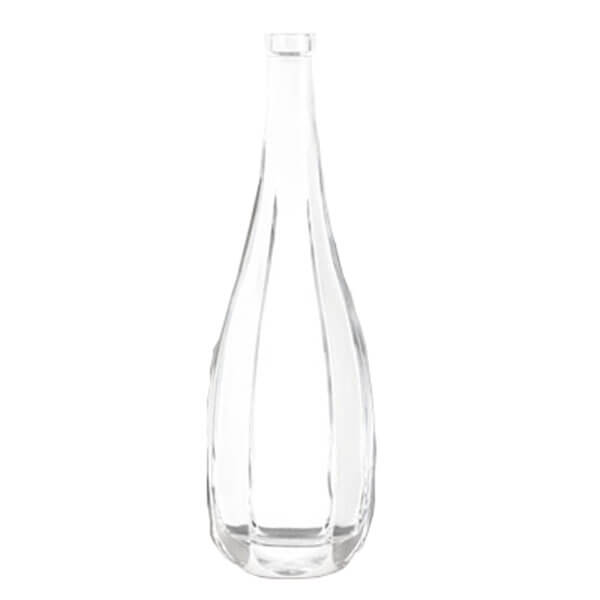 750ml beverage glass bottle