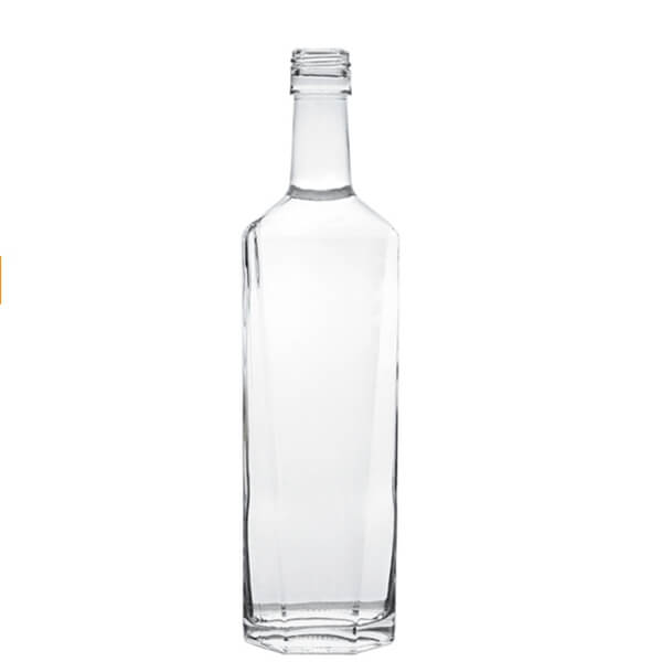 750ML GLASS BOTTLES EXTRA WHITE CLEAR