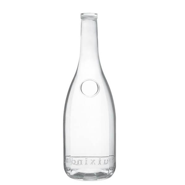 750ml liquor bottle