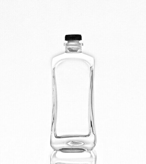 50CL SPECIAL SHAPE UNUSUAL ALCOHOL BOTTLES