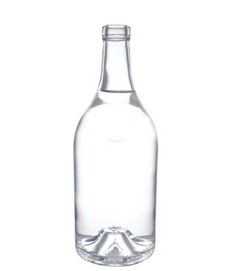 DIFFERENT SIZES VODKA GLASS BOTTLE FOR WHOLESALE