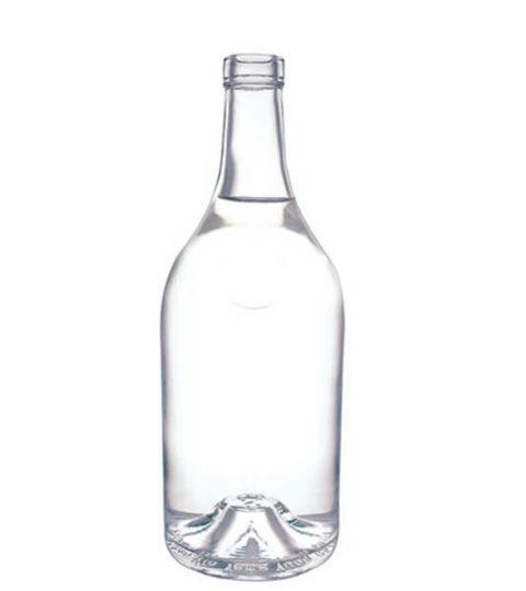 DIFFERENT SIZES VODKA GLASS BOTTLE FOR WHOLESALE