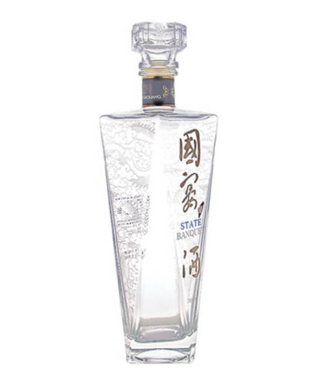 TOP GRADE FANCY VODKA BOTTLE ON SALE