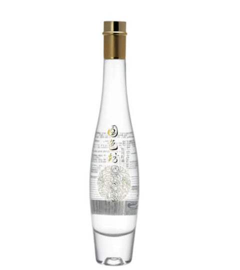 375ML FOOD GRADE GLASS BOTTLES FOR FRUIT SPIRIT
