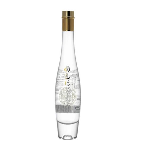 375ML FOOD GRADE GLASS BOTTLES FOR FRUIT SPIRIT