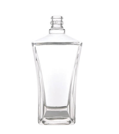0.5L VODKA CONTAINER FROM GLASS BOTTLE FACTORY