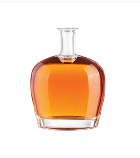 SPECIAL DESIGN WHISKY GLASS BOTTLE INDUSTRY