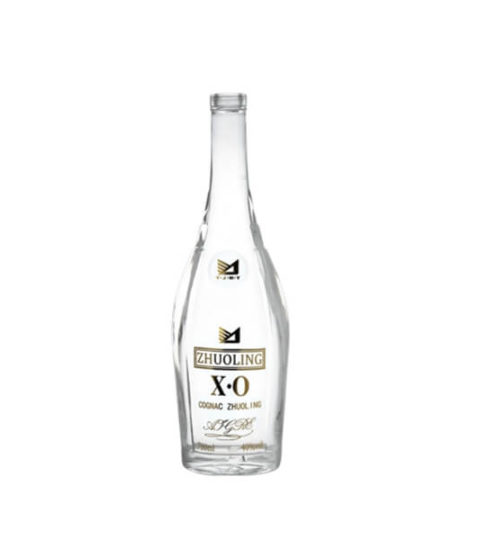 PACKAGING XO GLASS BOTTLE FOR SALE