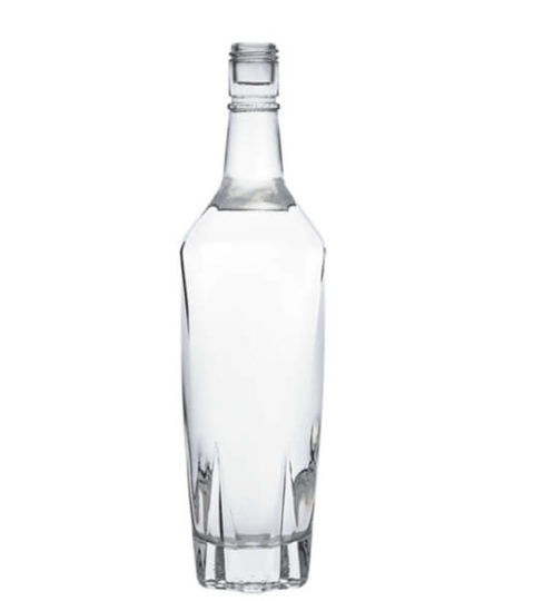 750ML GLASS PACKAGING BOTTLE GUALA TOP