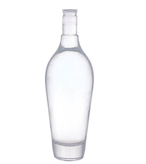 EXTRA WHITE CLEAR 750ML GLASS SPIRIT BOTTLES