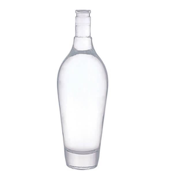 EXTRA WHITE CLEAR 750ML GLASS SPIRIT BOTTLES