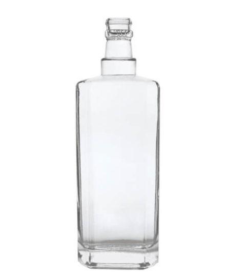 500ML GLASS WHISKEY BOTTLES FOR SALE