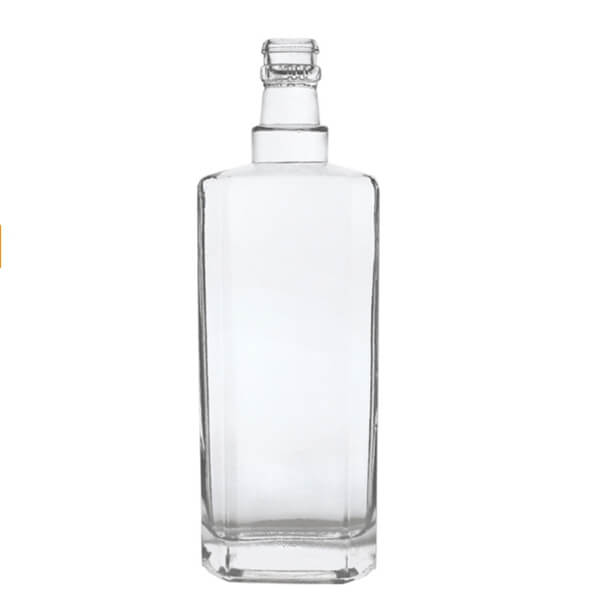 500ML GLASS WHISKEY BOTTLES FOR SALE