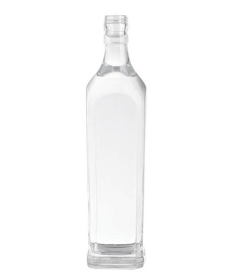 SCREW TOP SQUARE GOOD VODKA BOTTLES