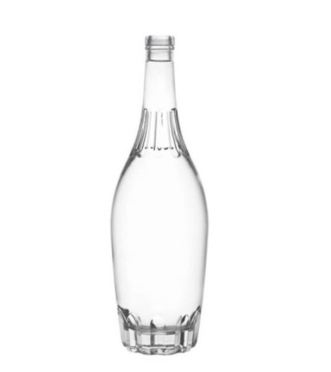 700ML GLASS SPIRIT VODKA LIQUOR BOTTLE