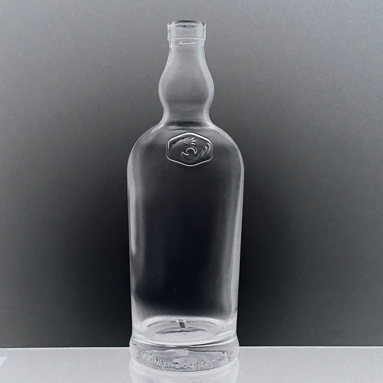 whisky glass bottle