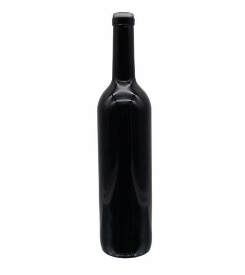 BLACK WINE BOTTLE MANUFACTURER