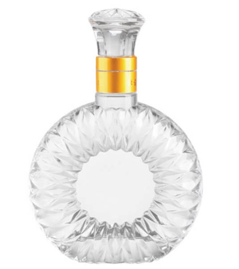 500ML XO COGNAC GLASS SPIRIT BOTTLE MANUFACTURER