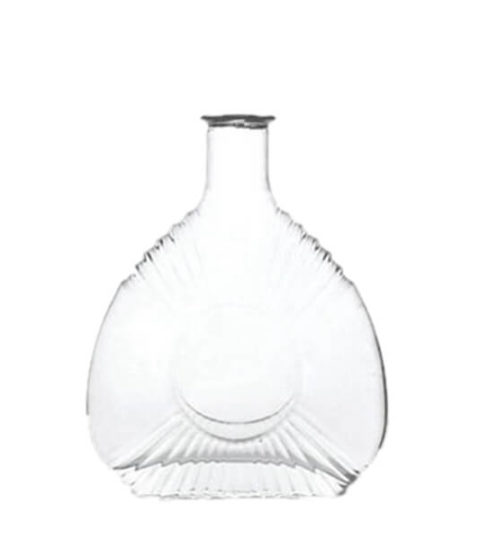 HIGH END 750ML VSOP GLASS LIQUOR BOTTLES