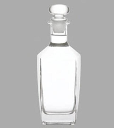 GLASS WHISKEY BOTTLES SPECIAL SQUARE SHAPE 700ML 750ML