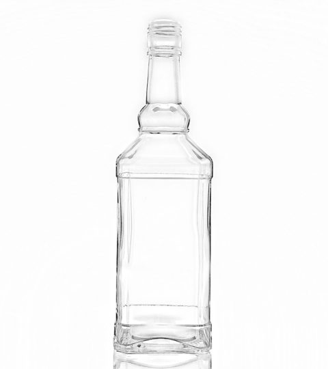 GLASS WHISKEY BOTTLES SPECIAL SQUARE SHAPE 700ML 750ML