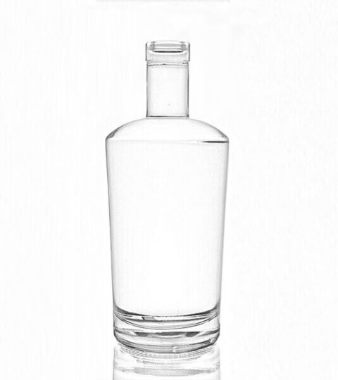 750ML GLASS SPIRIT BOTTLES FOR SALE