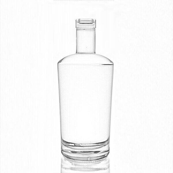 750ml glass spirit bottles for sale